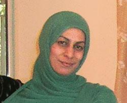 Khadijeh Amir khani